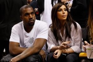 161_Kim Kardashian- Kanye West